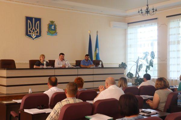 В Арцизском городском совете состоялась очередная сессия депутатов