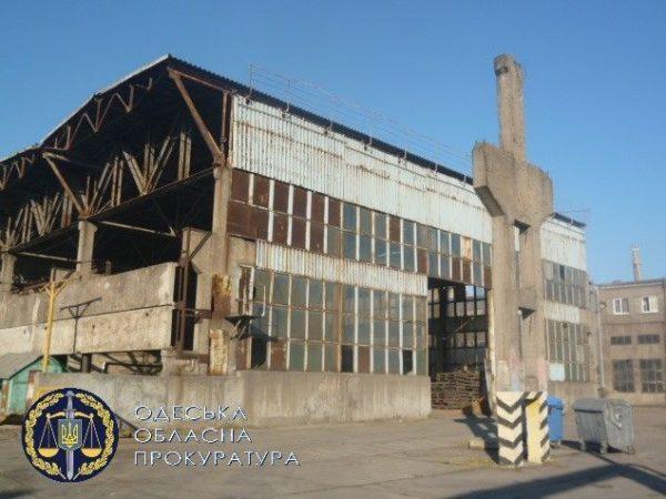 В государственную собственность возвратили имущество терминала порта «Черноморск»