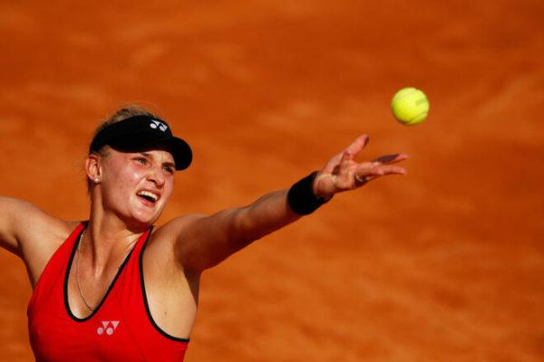 Одесская теннисистка одержала победу в первом матче после закрытия дела о допинге
