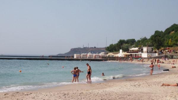 Только один пляж в Одесской области не рекомендован для купания