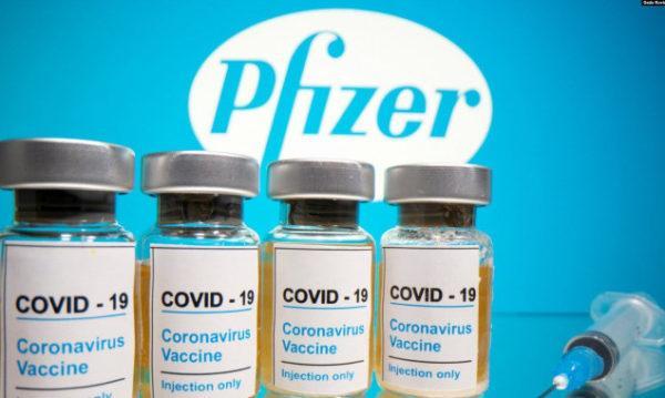 Вакцину Comirnaty от Pfizer-BioNTech теперь будут использовать для прививок в центрах массовой вакцинации по всей Украине