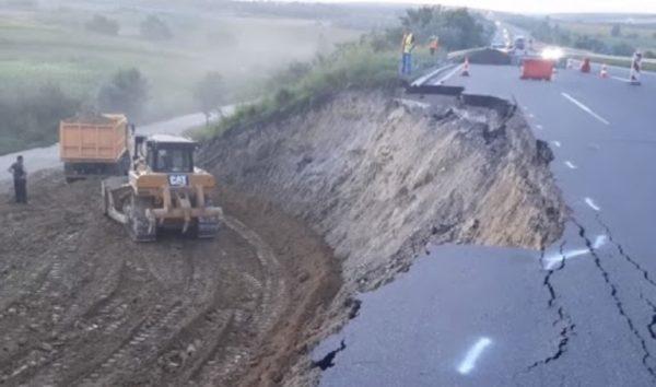 Разрушенный участок трассы Одесса – Киев будет восстановлен до 3 августа, – министр