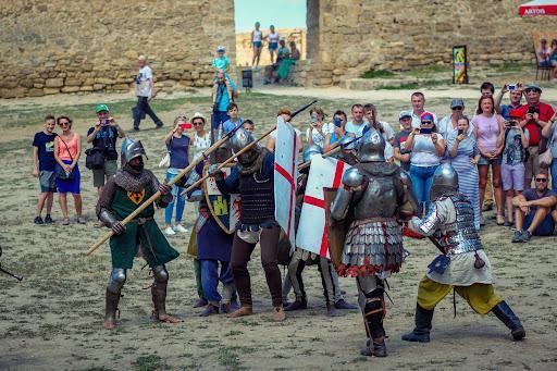 На выходных в Аккермане пройдет фестиваль средневековой культуры