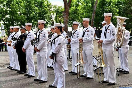 В Одессе 6 дней будет выступать оркестр флота США