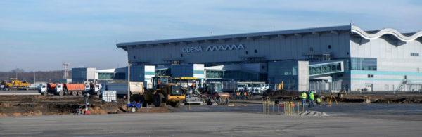 Одесский аэропорт временно закроется