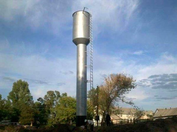 Благодаря  главе Арцизской громады в селе Каменское была устранена проблема водного снабжения