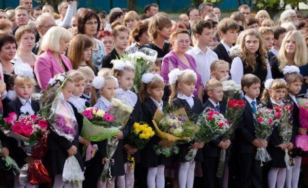 В одесских школах отменили праздничные линейки
