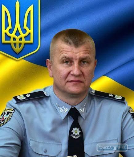 Министр меняет начальника полиции Одесской области, – СМИ