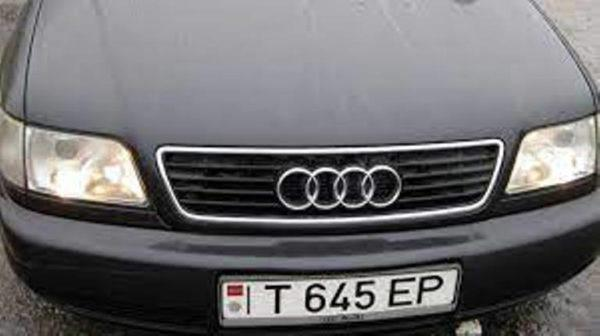 Украина вводит запрет на движение автомобилей с приднестровскими номерами