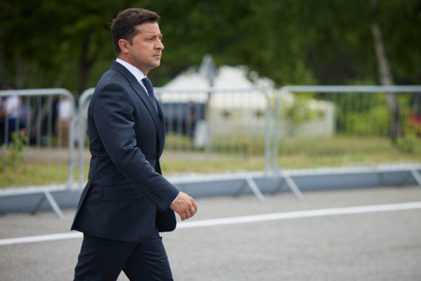 Президент едет в Одесскую область