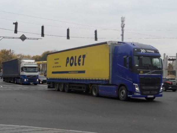 В Кабмине предлагают, чтобы грузовики весом более 12 тонн платили за проезд по дорогам