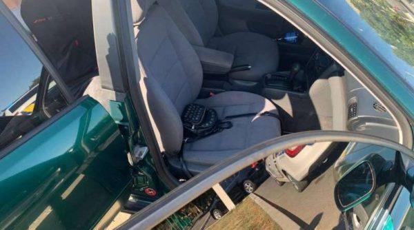 В Измаиле патрульные оперативно задержали мужчину на иномарке, укравшего у девушки сумку с деньгами