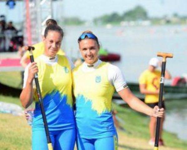 Украинки выиграли золото чемпионата мира по гребле