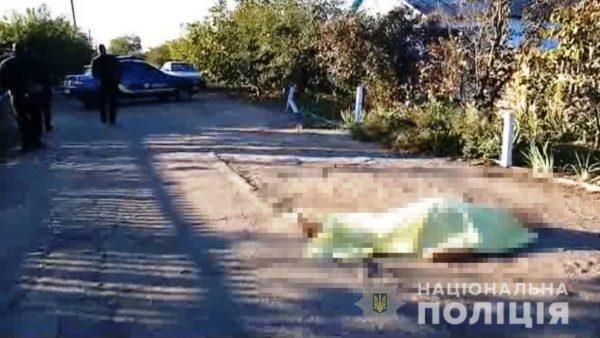 Правоохранители по горячим следам задержали подозреваемого в убийстве 67-летней жительницы села Надеждовка Арцизской громады (ФОТО, ВИДЕО)
