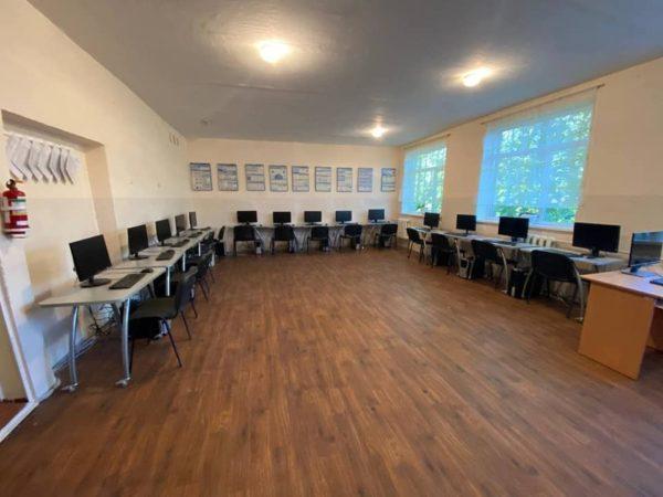 Учащимся школы с.Светлодолинское Саратской громады подарили компьютерный класс