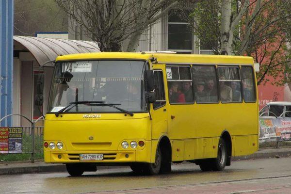 Проезд в одесских маршрутках подорожает уже 15 сентября