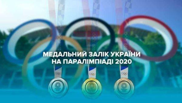 Украина завоевала 98 медалей на Паралимпиаде-2020: все украинские призеры