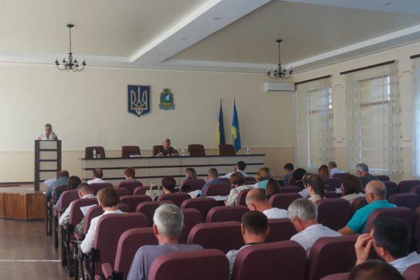 В Арцизе состоялась очередная сессия городского совета