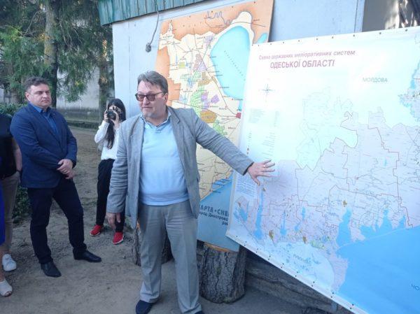 В Одесской области прогнозируют снижение уровня поверхностных вод
