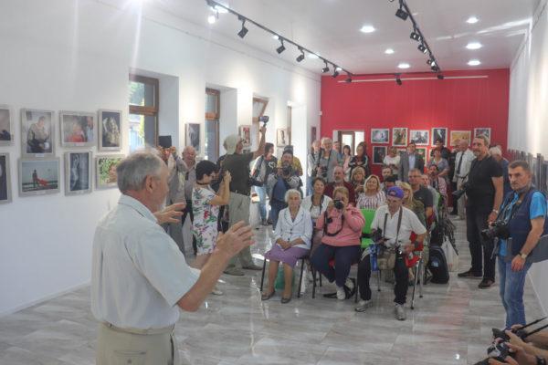 Международный семинар-практикум «Буджак-2021» официально стартовал