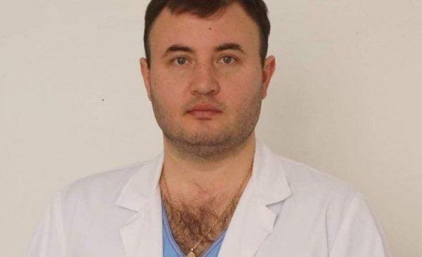 Уроженец Бессарабии стал Заслуженным врачом Украины