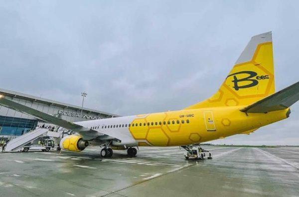 Новый украинский лоукостер начинает возить из Одессы в Киев за 640 гривен