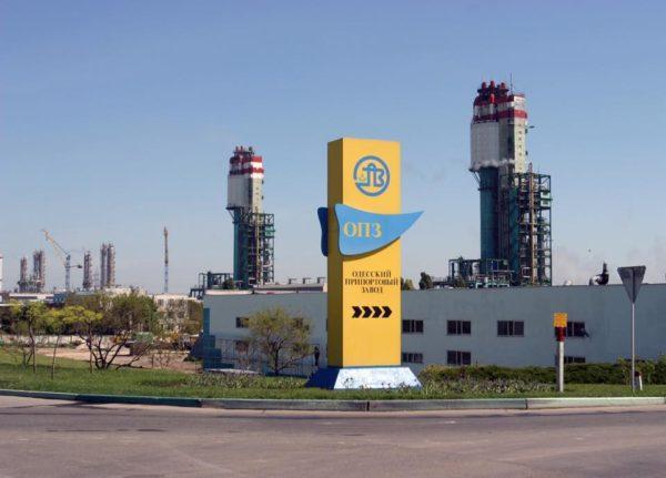 Одесский припортовый завод надеется возобновить работу в ноябре