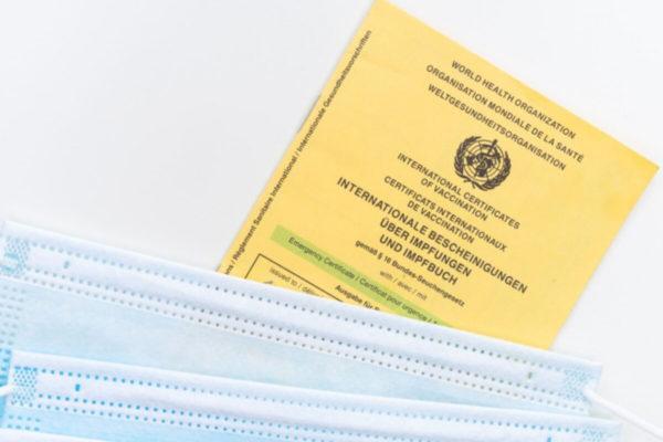 Кабмин предлагает усилить ответственность за подделку COVID-сертификатов: до 170 тысяч гривен штрафа или три года тюрьмы