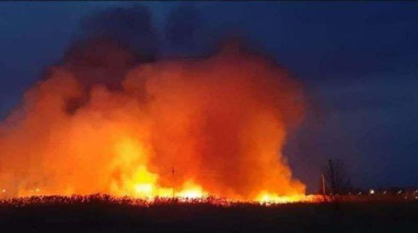 В Одесской области за неделю спасатели более двухсот раз тушили пожары – есть погибшие