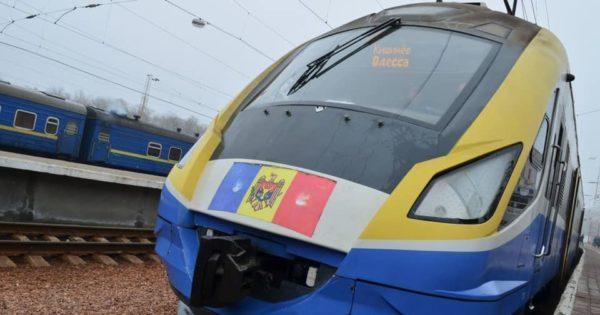 Из Одессы планируют запустить поезд в Румынию