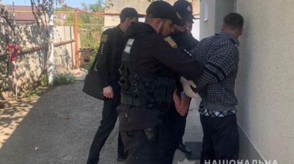 В Измаиле задержали перекупщика боевых гранат (фото,видео)