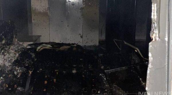 В Одесской области мужчина поджег дом и подорвался на гранате, предупредив заранее об этом полицию