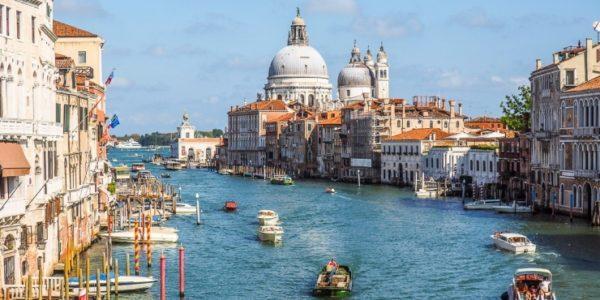Ryanair открывает прямой рейс из Одессы в Венецию