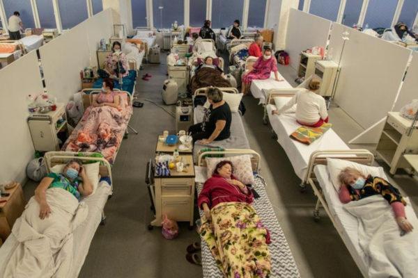 Ножевникова: в одесских больницах появилось понятие «очередь в реанимацию»