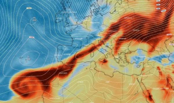 До Украины дошло облако диоксида серы, выделившегося при извержении вулкана на Канарах: угрозы для людей нет