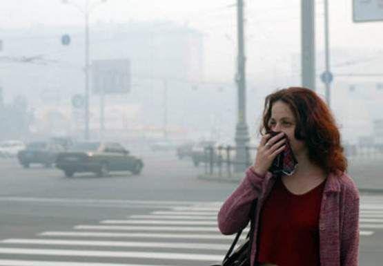 В Одесской области ухудшилась ситуация с загрязнением воздуха